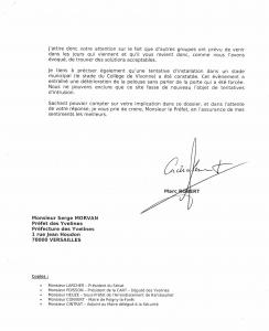 25 Mai 2016 - Lettre du Maire suite