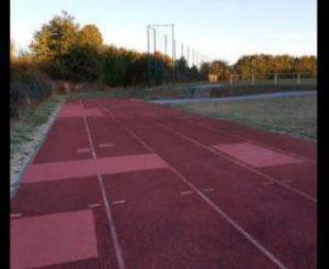Travaux d'equipements sportifs