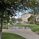 Jardin palais du Roi de Rome