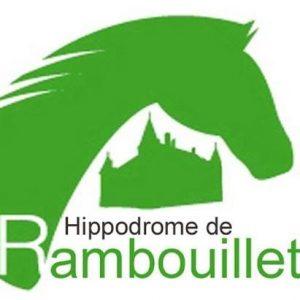 Logo hippodrome de Rambouillet
