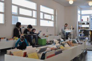 Médiathèque - Espace jeunesse