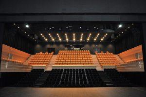 Salle Georges Wilson à La Lanterne