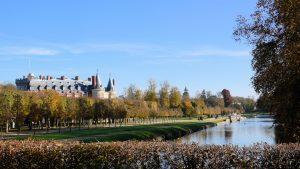 Parc du château automne