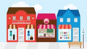 Commerces, restaurants