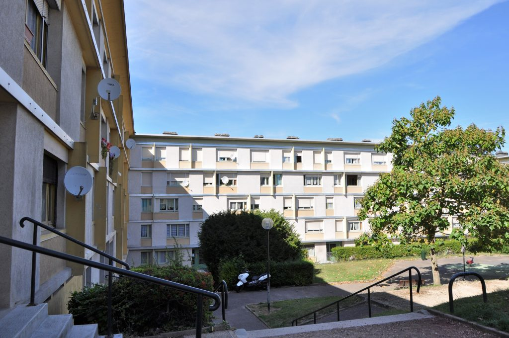 Obtenir un logement social (square coty)