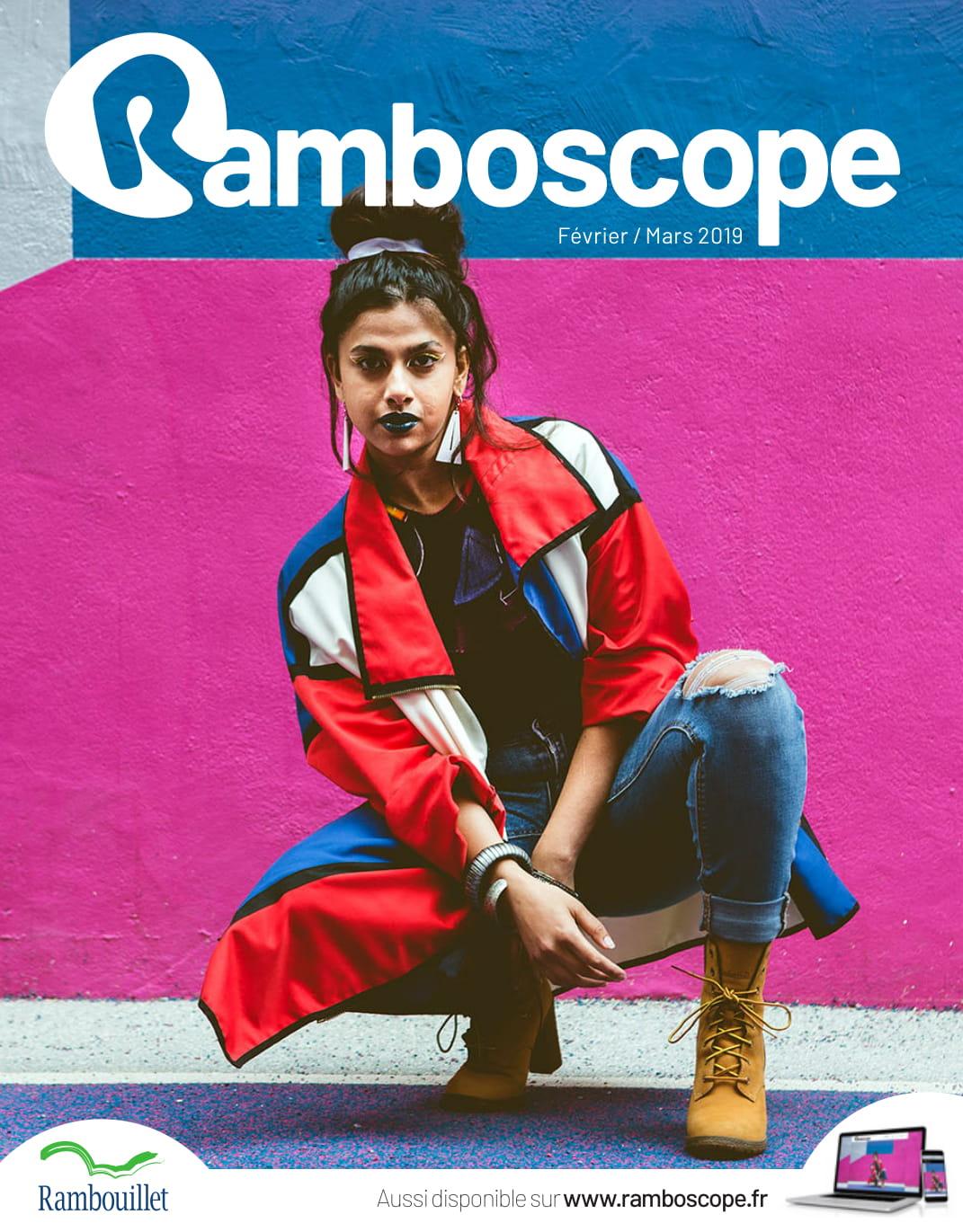 Couverture Ramboscope Février 2019