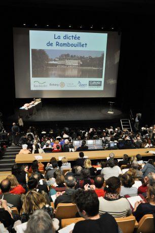 Dictée de Rambouillet- 23 mars 2019
