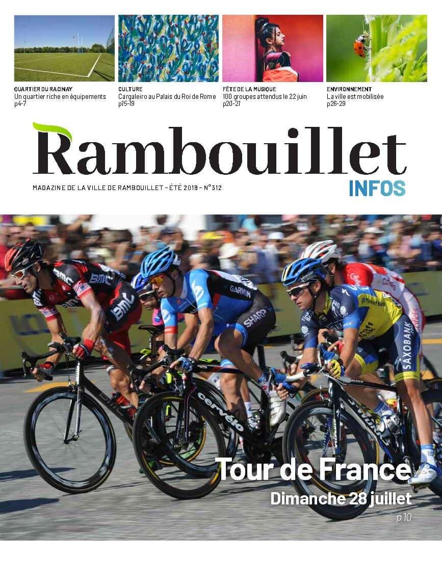 Couverture Rambouillet Infos – Été 2019