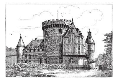 Château de Rambouillet - Archives