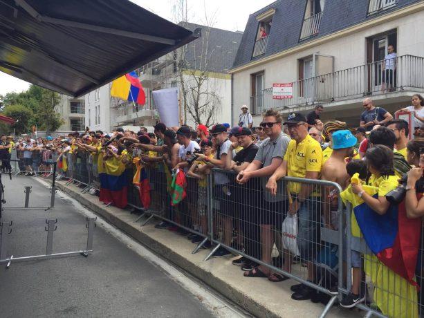 Les équipes sont arrivées dans le Paddock ! ©Daniel Osso et Jean-Yves Lacôte