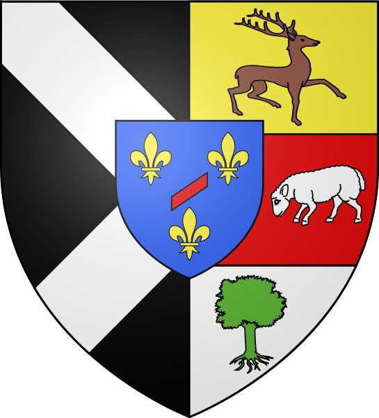 Blason de la ville de Rambouillet