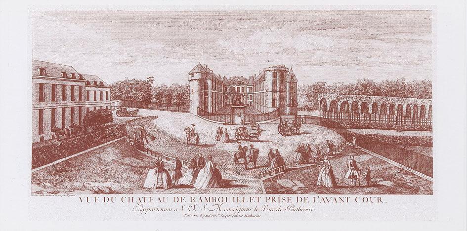 Archives historiques - Château de Rambouillet parc et jardin