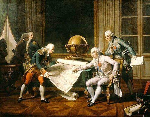 Louis XVI et La Perouse