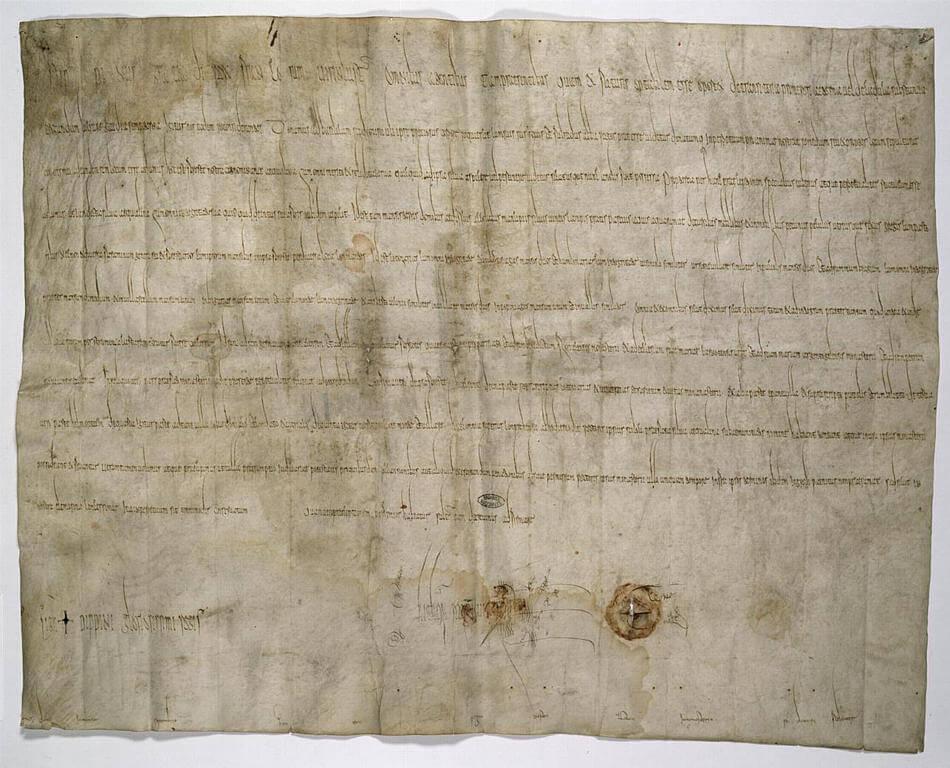 Manuscrit Pépin le Bref