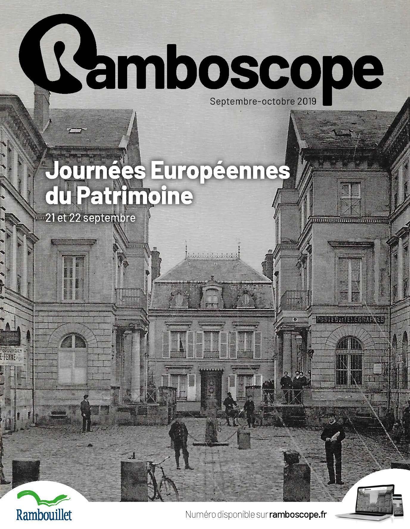 Ramboscope Septembre 2019
