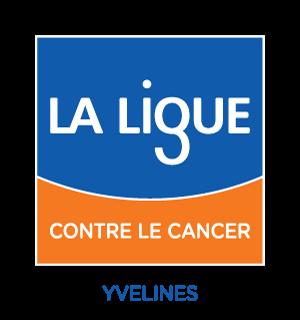 Logo Ligue Contre le cancer Yvelines