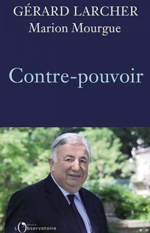 Contre-pouvoir - Gérard Larcher - Marion Mourgue -500px