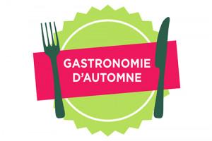 Logo gastronomie d'automne