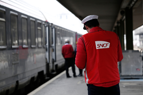 SNCF - Train - Grève