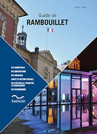Couverture Guide de Rambouillet 2019-2020