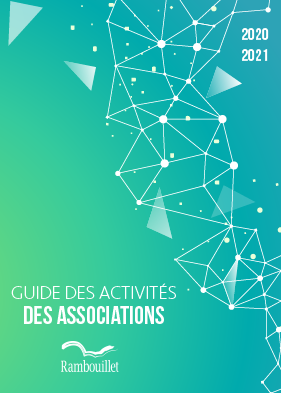 Couverture Guide des associations 2020-2021