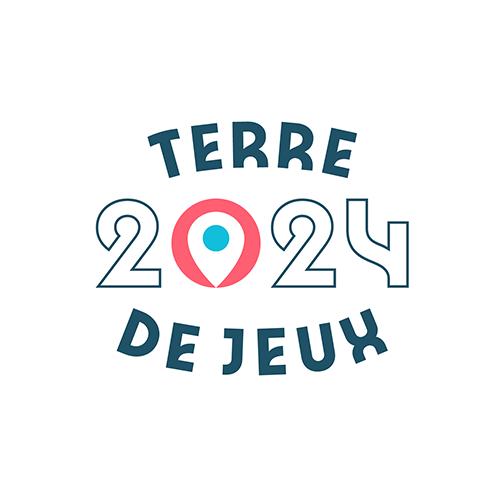 Terre de Jeux 2024 - Logo min