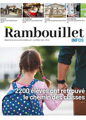 Rambouillet Infos – Automne 2020