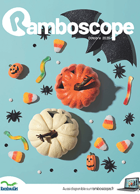 Couverture Ramboscope d'octobre 2020