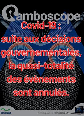 Couverture Ramboscope Novembre 2020