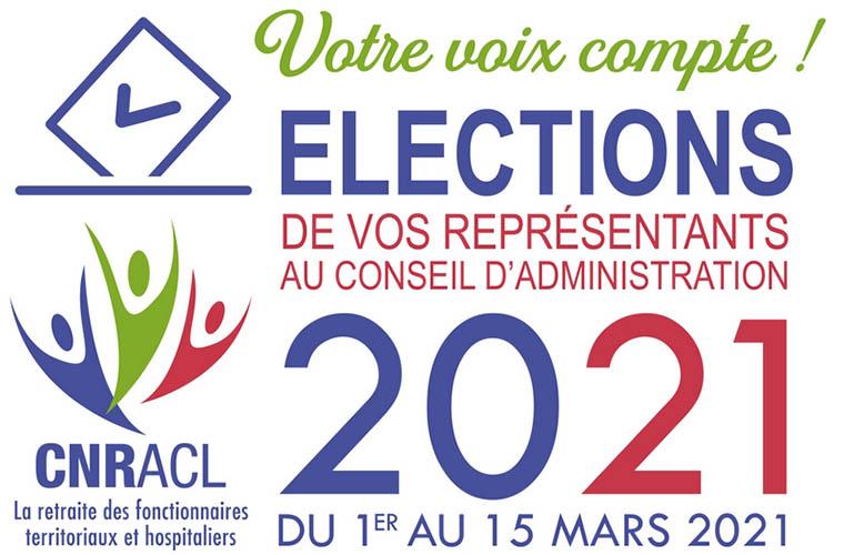 listes électorales des retraités et actifs de la CNRACL