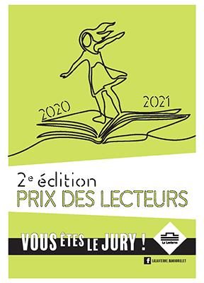 Couverture Prix des lecteurs 2021