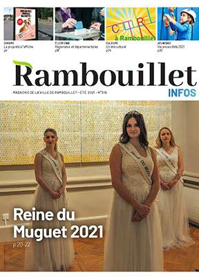Couverture Rambouillet Infos – été 2021